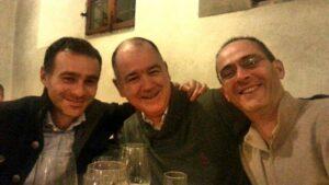 Fabio Salvaggio, Riccardo Papini and Alessandro Marchini